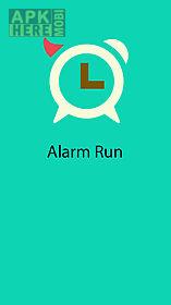 alarm run