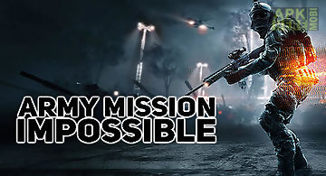 Army mission impossible
