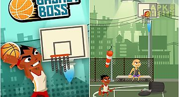 Basket boss: basketball game