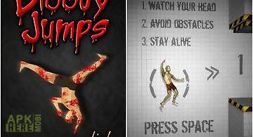 Bloody jumps: jump or die!