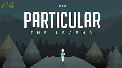particular: the legend