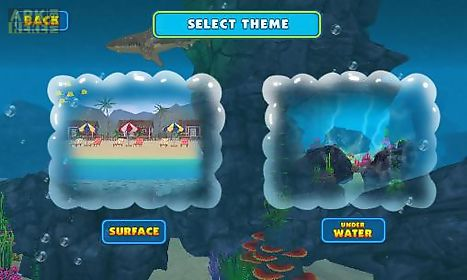 shark attack simulator 3d