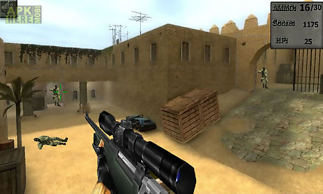 Sniper shooting games for Android free download at Apk Here