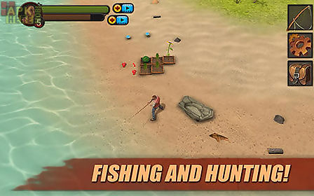 survival at lost island 3d