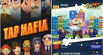 Tap mafia: idle clicker