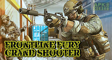 Frontline fury: grand shooter