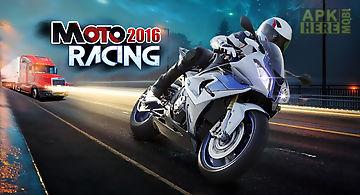 Moto racing 2016