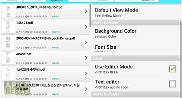 Pdf viewer for mobile