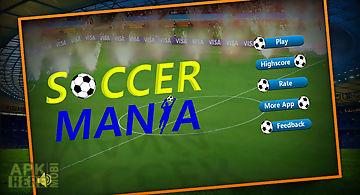 Soccer mania sports quiz