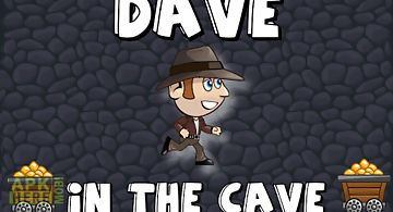Dave in the cave