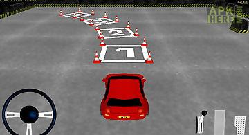 Precision driving retro 3d