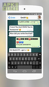 Cool fonts for instagram bio for Android free download at Apk Here