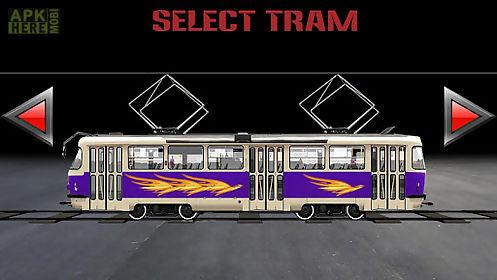 drive tram simulator