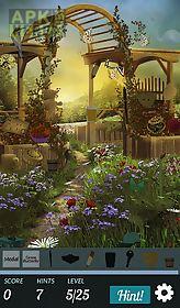 hidden object - summer garden