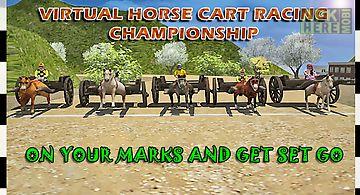 Horse cart: racing champions
