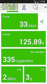 kwit - stop smoking cigarette