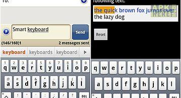 Turkish for smart keyboard