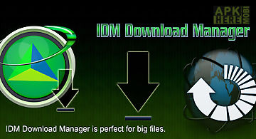 ☆ idm video download manager �..