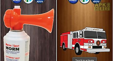 Horns alarms and sirens