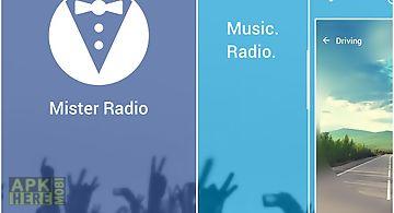 Mister radio (mr.)
