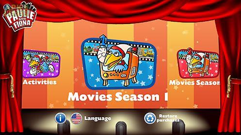paulie and fiona movie app