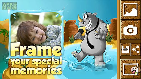 Photo frames for kids pictures for Android free download at Apk Here ...