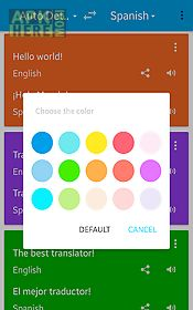 Translate voice - translator for Android free download at Apk Here