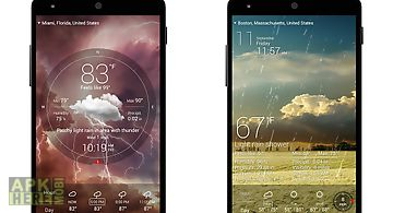 Weather live for Android free download at Apk Here store - Apktidy com