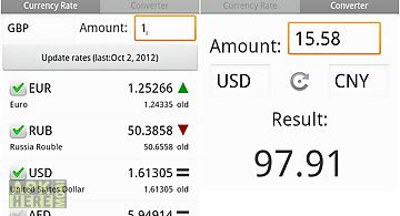 Exchange rate all currency