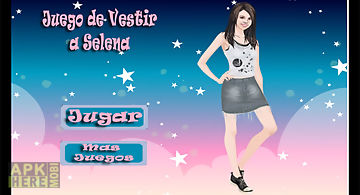 Selena dress up games