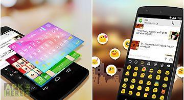 Urdu for go keyboard - emoji