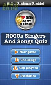 2000s singers and songs quiz free