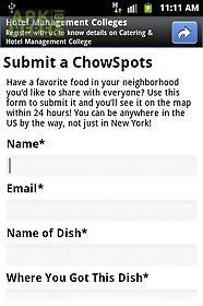 chowspots