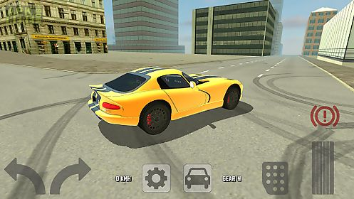 extreme turbo car simulator 3d