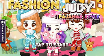 Fashion judy: pajamas style