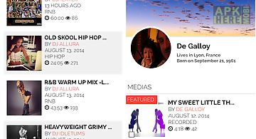 Hip hop party by mix.dj