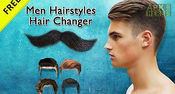Men hairstyles - hair changer