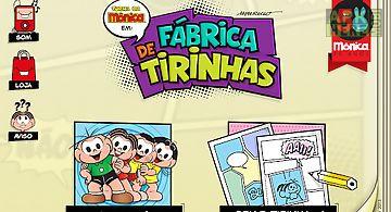 Monica: comic strip factory