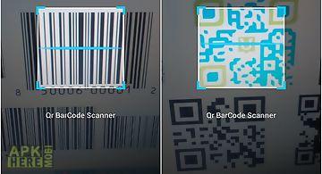 Qr code bar code scanner