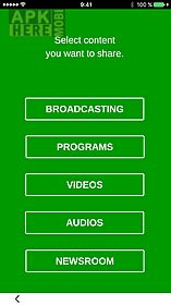 broadcasting jehovah