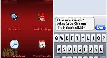 Get santa text