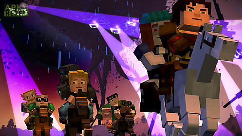 Minecraft: story mode for Android free download at Apk Here store