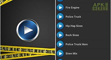 Police ringtones free