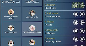 Quran audio
