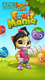 emma the cat: fruit mania
