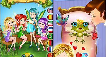 Enchanted fairy spa