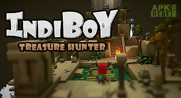 Indiboy: treasure hunter