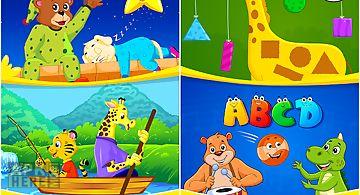 Nursery rhymes & kids games
