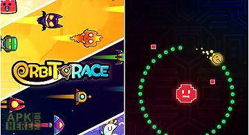 The orbit race