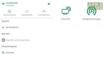 Wifi master - useful tools